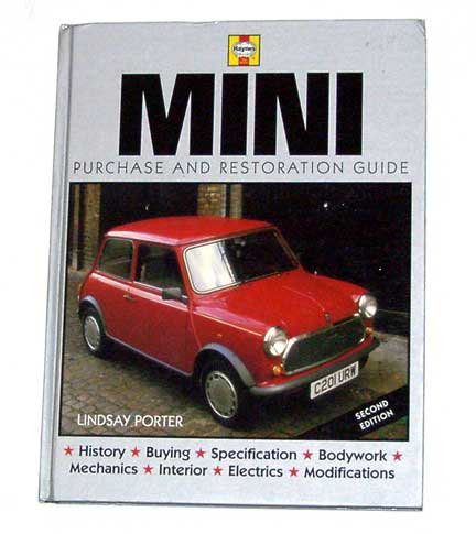 rover mini service manual